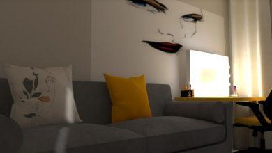 Photo of Jak urządzić małe mieszkanie – kilka wskazówek od Kłosińscy Design